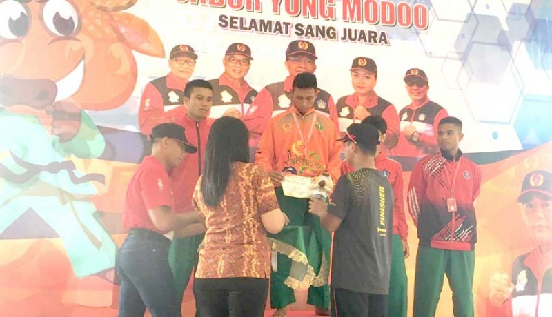 www.nusabali.com-buleleng-juara-yongmoodo