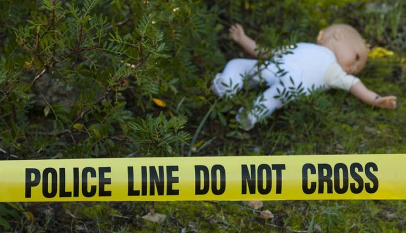 www.nusabali.com-mayat-bayi-ditemukan-tangan-kakinya-putus