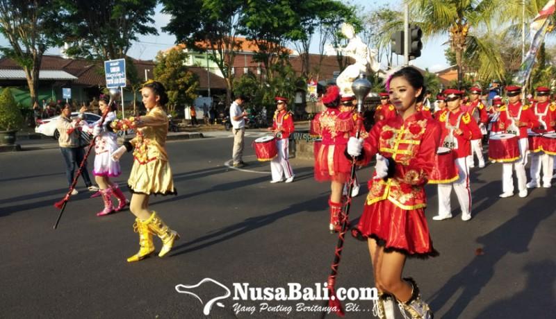 www.nusabali.com-musik-smp-negeri-1-tabanan-meriahkan-pembukaan-porprov-bali-xiv