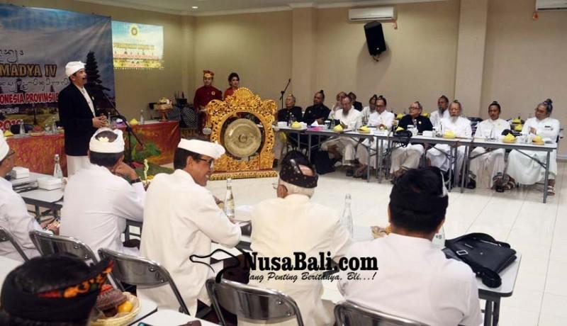www.nusabali.com-pesamuhan-phdi-kupas-pelecehan-pura
