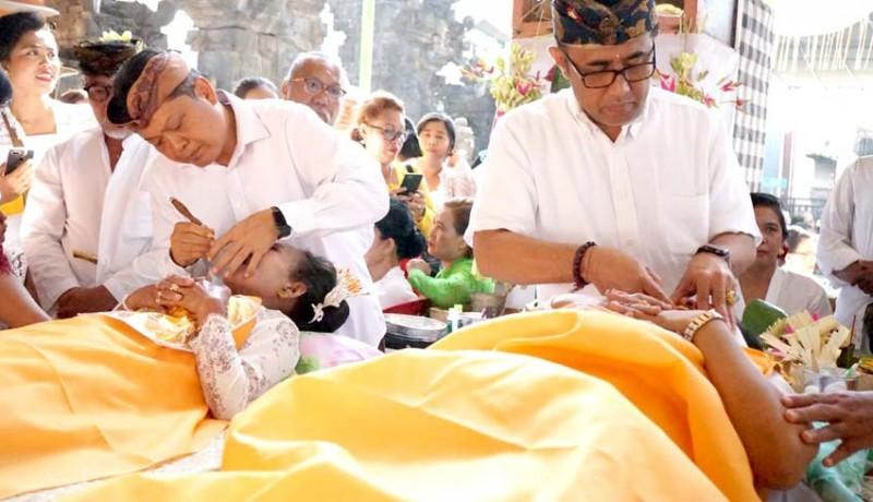 www.nusabali.com-metatah-massal-di-griya-tegal-jingga-denpasar