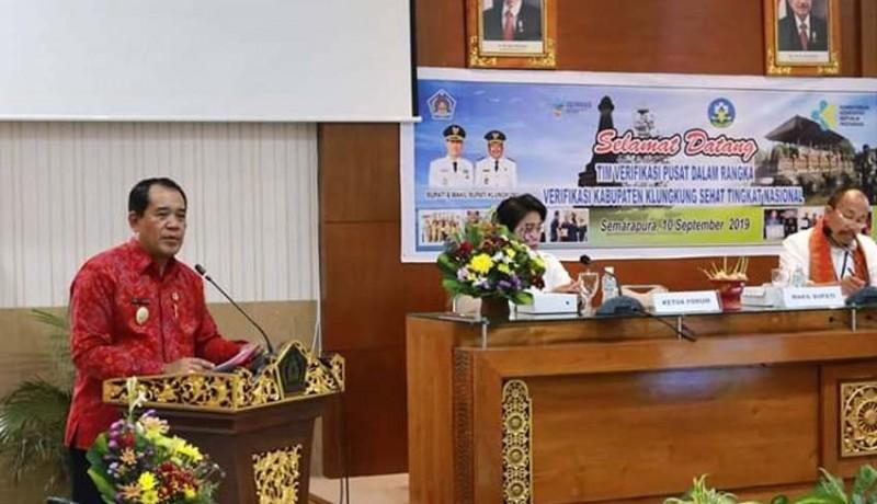 www.nusabali.com-klungkung-diverifikasi-tim-pusat