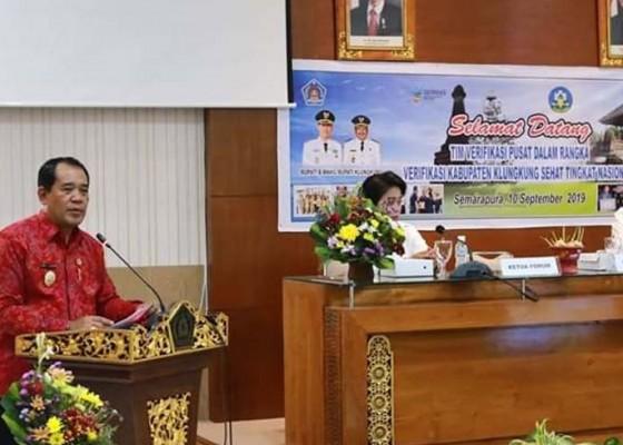 Nusabali.com - klungkung-diverifikasi-tim-pusat