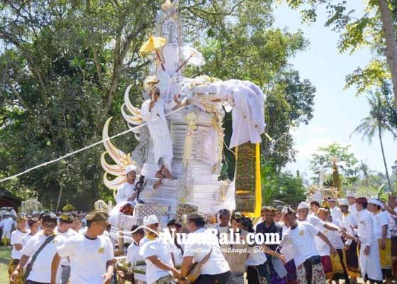 Nusabali.com - palebon-pedanda-nugraha-dipuput-delapan-sulinggih