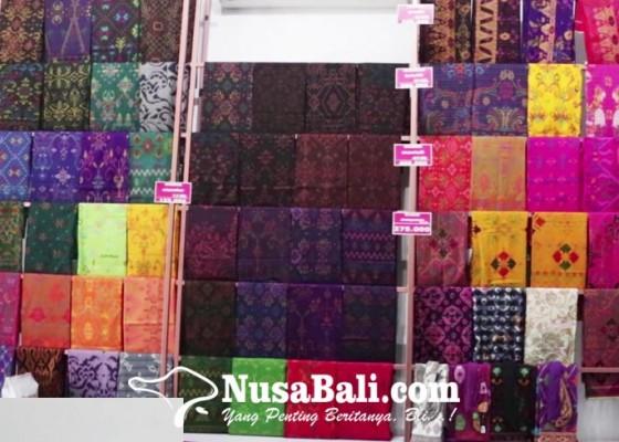 Nusabali.com - galeri-bhumimi-sasaran-pecinta-fashion-kebaya-dan-endek