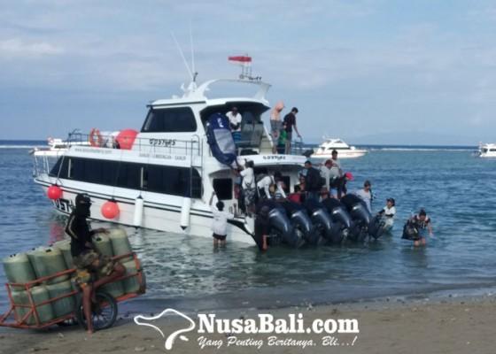 Nusabali.com - asyiknya-wisata-ke-nusa-penida-dengan-fastboat