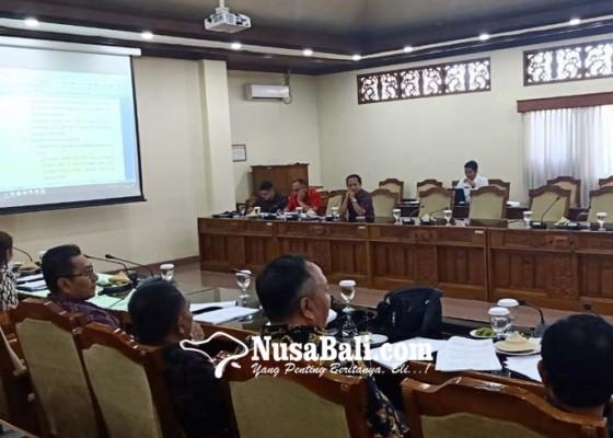 Nusabali.com - penyusunan-tatib-dprd-bali-alot
