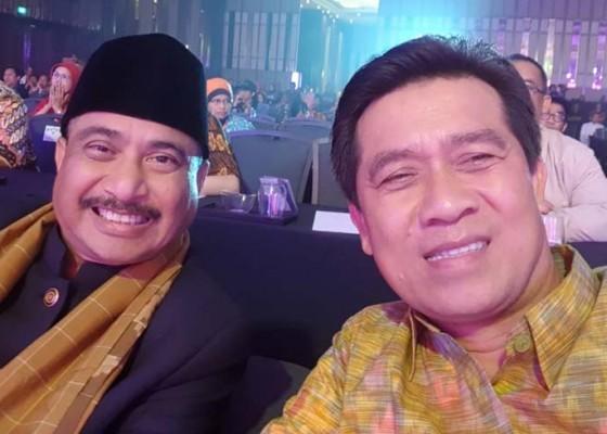 Nusabali.com - bupati-suwirta-temui-dua-menteri-sekaligus