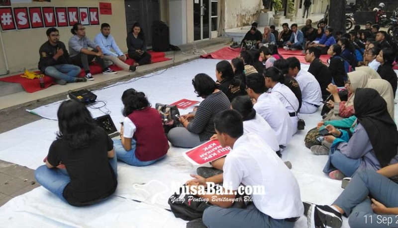 www.nusabali.com-pemuda-bali-dukung-kpk
