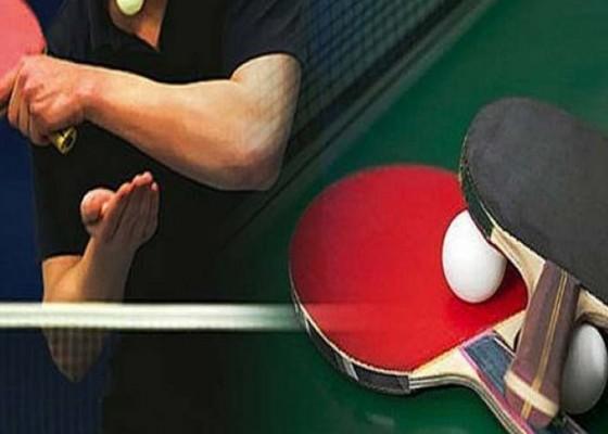 Nusabali.com - klungkung-juara-umum-tenis-meja