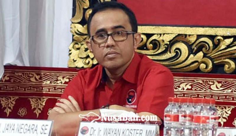 www.nusabali.com-pdip-denpasar-pasang-kader-kader