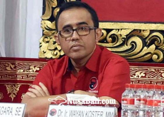 Nusabali.com - pdip-denpasar-pasang-kader-kader