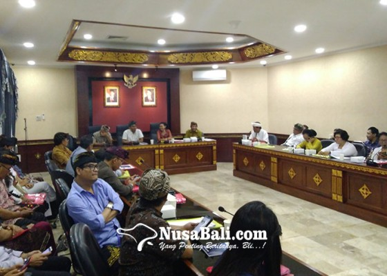 Nusabali.com - kpa-bali-gelar-lokakarya-evaluasi-perda-penanggulangan-aids