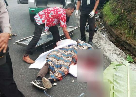 Nusabali.com - mahasiswa-tewas-terlindas-truk