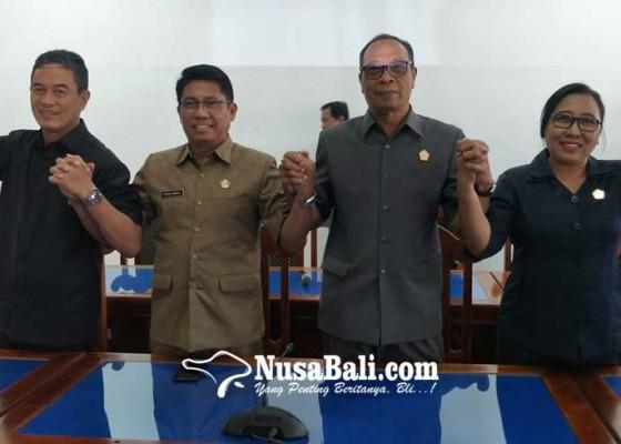 Nusabali.com - pimpinan-dewan-buleleng-dilantik-senin-nanti