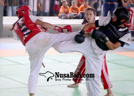 Nusabali.com - badung-juara-umum-tarung-derajat