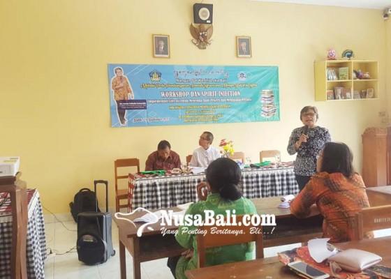 Nusabali.com - pemahaman-literasi-sekolah-masih-dangkal