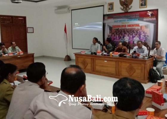 Nusabali.com - tanggulangi-rabies-82-desa-zona-merah-jadi-prioritas