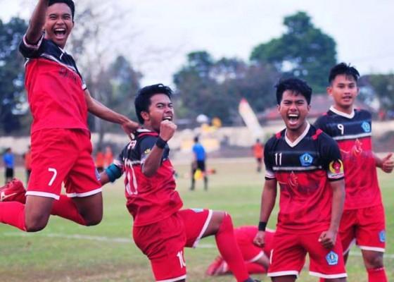 Nusabali.com - denpasar-badung-di-final-sepakbola