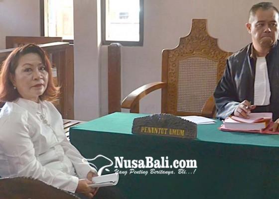 Nusabali.com - posting-penghinaan-di-medsos-irt-dituntut-15-tahun