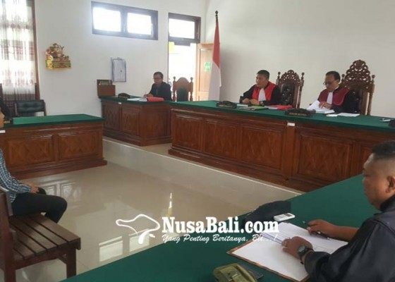 Nusabali.com - pembunuh-mahasiswi-dihukum-14-tahun
