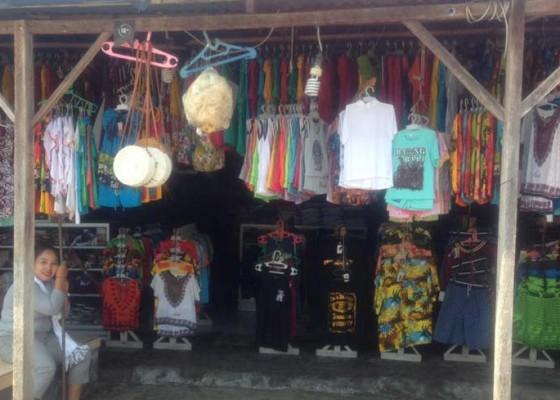 Nusabali.com - kios-diperkecil-pedagang-tolak-revitalisasi-pasar