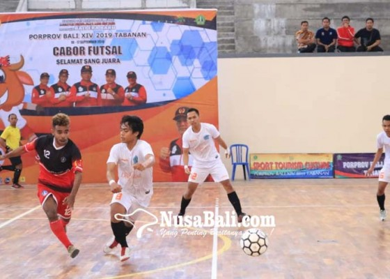 Nusabali.com - badung-hattrick-pertahankan-emas-futsal