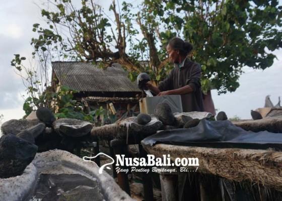 Nusabali.com - produksi-terbatas-garam-bali-dominan-untuk-konsumsi