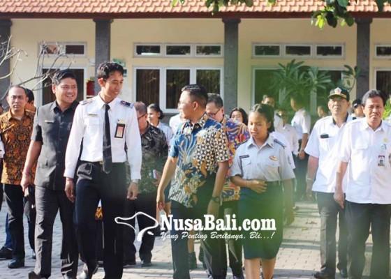 Nusabali.com - kabupaten-bantaeng-kunjungi-sman-bali-mandara