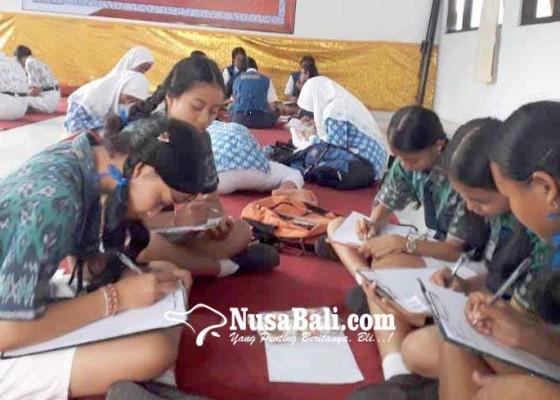 Nusabali.com - dinas-perpustakaan-dan-kearsipan-gelar-lomba-literasi