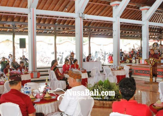 Nusabali.com - pemkab-jembrana-diskusikan-rencana-gelar-festival-jegog