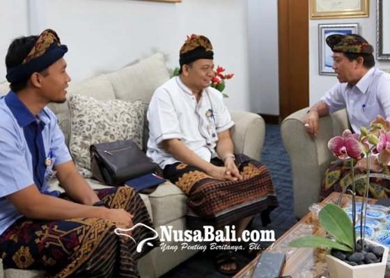 Nusabali.com - bupati-suwirta-dorong-kerjasama-bulog-kud