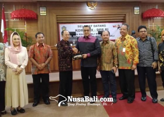 Nusabali.com - komisi-ix-dpr-ri-cek-ketersediaan-obat-di-bali