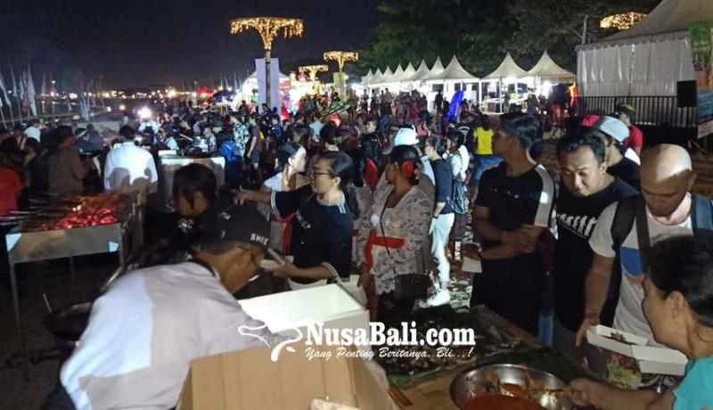 www.nusabali.com-minawisata-festival-diawali-dengan-makan-ikan-gratis