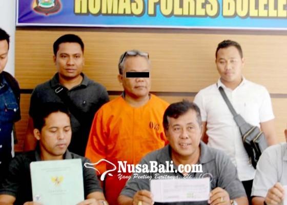 Nusabali.com - palsukan-kuitansi-pembelian-tanah