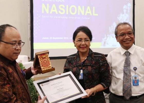 Nusabali.com - lppm-unud-ajak-sikapi-perkembangan-budaya-inovasi