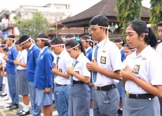 Nusabali.com - doa-damai-dan-parade-budaya-di-monumen-puputan-klungkung