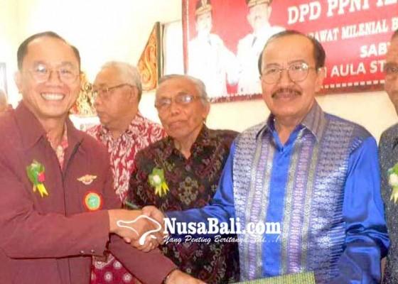 Nusabali.com - aklamasi-arsiawan-adi-kembali-jabat-ketua-dpd-ppni