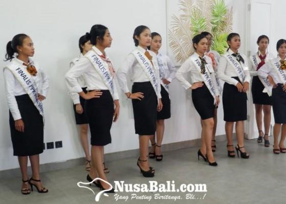 Nusabali.com - finalis-putra-putri-kampus-politeknik-negeri-bali-jalani-karantina