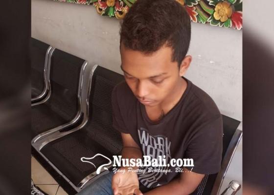 Nusabali.com - sembunyikan-pil-koplo-di-mulut-pengunjung-rutan-dijuk