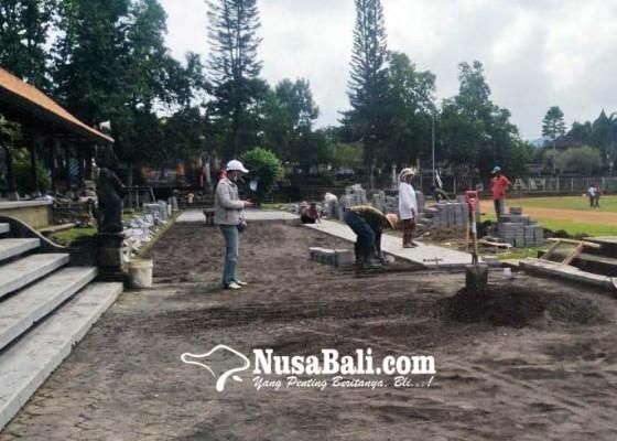 Nusabali.com - pemkab-bangli-masih-ngutang-paving