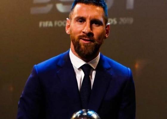 Nusabali.com - messi-rebut-penghargaan-the-best-fifa-2019