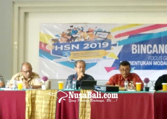 Nusabali.com - bps-bali-gelar-bincang-statistik-jelang-hsn-2019