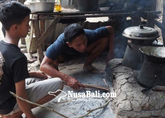 Nusabali.com - perjuangan-hidup-kakak-beradik-yatim-piatu-di-desa-selat