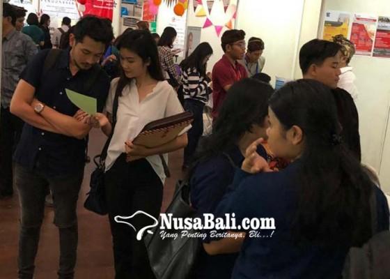 Nusabali.com - job-fair-tawarkan-5087-lowongan