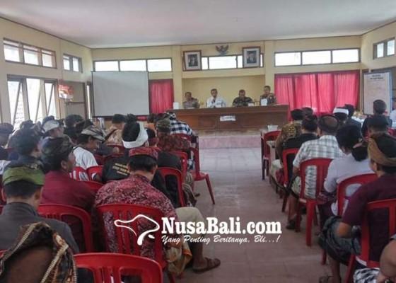 Nusabali.com - isu-money-politic-camat-kumpulkan-calon-perbekel