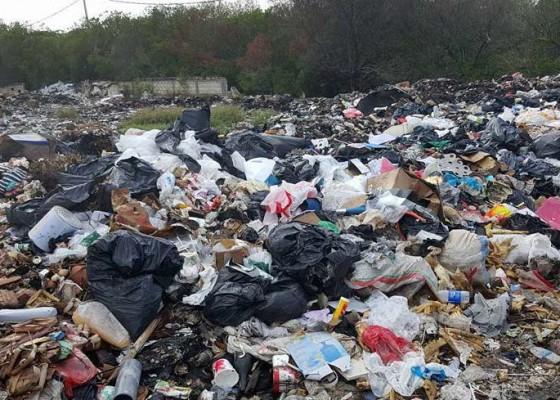 Nusabali.com - penanganan-sampah-tpa-lembongan-tak-maksimal