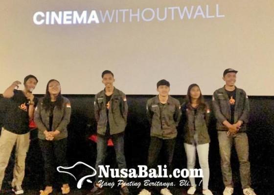 Nusabali.com - cinemawithoutwall-hadirkan-empat-film-pendek