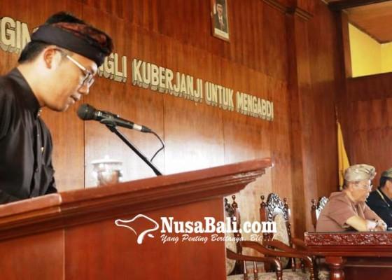 Nusabali.com - dewan-soroti-turunnya-pendapatan-rs-bangli