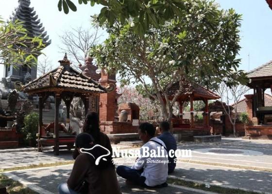 Nusabali.com - luas-pura-2-ha-berisi-33-palinggih-pangempon-cuma-7-kk
